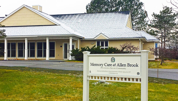 Memory Care at Allen Brook
